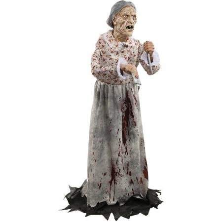 6650 Phone (BLOSSOMZ Granny Bates Halloween Decoration)