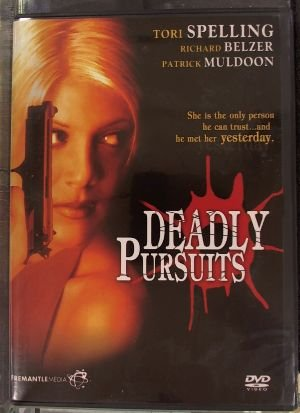 Deadly Pursuits (Tori Spelling Dvd)