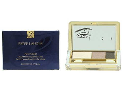 Estee Lauder Pure Color Instant Intense eyeShadow Trio - PC EYE TRIO 06 Amber Alloy