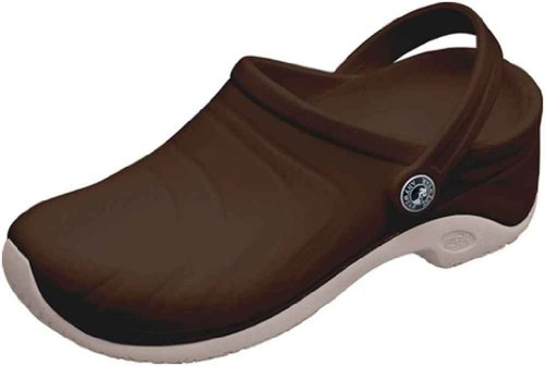 Women's Shoe Anywear Chocolate Work Zone 0AwqX