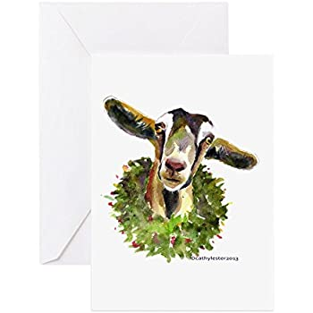 Amazon poplife mountain goat 3d pop up greeting card for all cafepress christmas goat greeting card note card birthday card blank inside glossy bookmarktalkfo Image collections