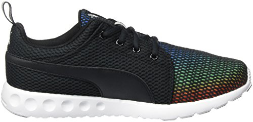 Women's Prism Running Puma Silver Shoes WN's Carson Black Black SqCxdzwxE
