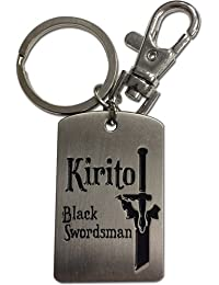 Key Chain - Sword Art Online - New Kirito Black Swordsman Toys ge37370