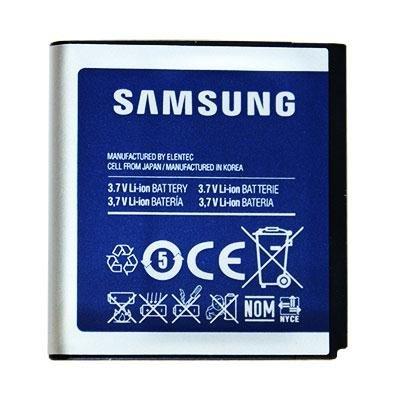(Samsung Original Genuine OEM Samsung Reality U820 1080mAh Spare Replacement Li-ion Battery - Non-Retail Packaging - Silver)