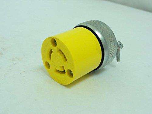 (Eagle L5-15R Twist Lock Receptacle 15A 125V 5-15R)