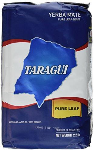 Taragui Sin Palo-yerba Mate-elaborada Despalada 2.2lbs 2pack (Yerba Mate Taragui)
