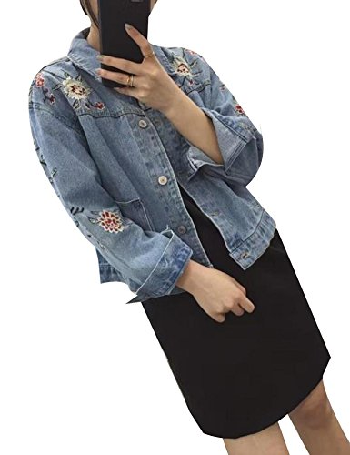 90s Denim Jacket - 1