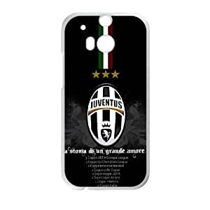 HTC One M8 Cover , Juventus Cell phone case White for HTC One M8 - KS888-125390