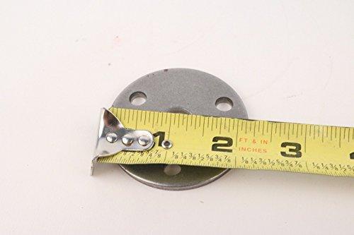 Steering Wheel Mount 3 Hole Weldment Shaft Bracket Go Kart by Unknown (Image #2)'