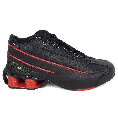 Nike(ナイキ) ケングリフィーJr. ショックス グリフィー シューズ SHOX GRIFFEY (ブラック/バーシティレッド) B079DL99HLUS10(28cm)