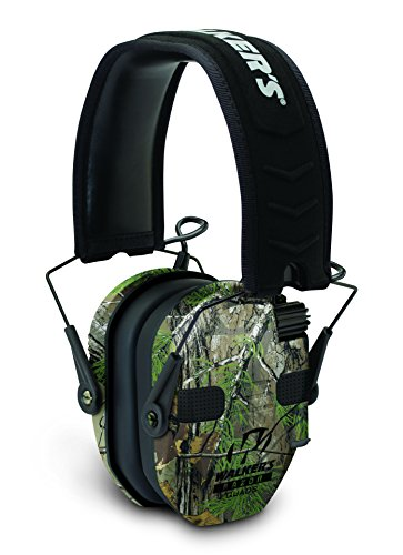 Walkers Electronic GWP RSEQM CMO Earmuff Realtree product image