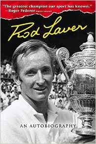 Rod Laver Signed Autographed Book Rod Laver Autobiography With Certificate Of Authenticity Tennis Legend