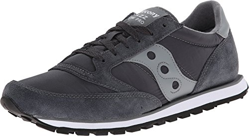 Saucony Originals Men's Jazz Low Pro Sneaker,Charcoal/Grey,10 M US