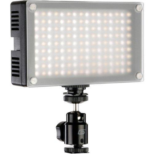 Genaray LED-6200T 144 LED Variable-Color On-Camera Light by Genaray