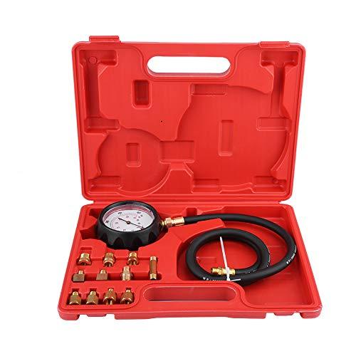 Acouto TU-114 Petrol Diesel Fuel Pressure Gearbox Pressure Gauge Tester Fuel Injection Pump Kit Car Diagnostic Tools
