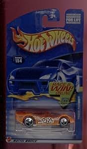 Hot Wheels 2001-154 Power Pistons 1:64 Scale
