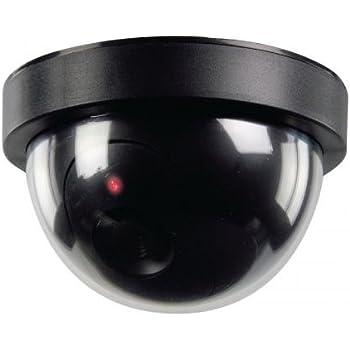 Amazon Com Fake Dummy Dome Security Camera Motion