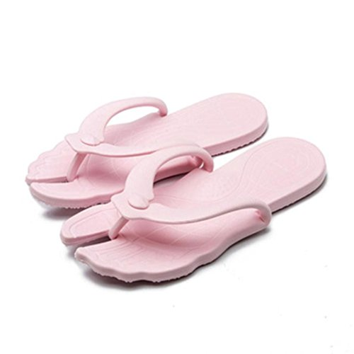 Corsion Indoor Shoes Travel Bathroom Beach Flops Slippers Pink Sandals Outdoor Slip Mens Foldable Flip Anti Womens Portable ppBUF