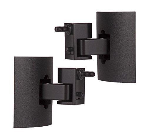 Bose UB-20 Series II Wall/Ceiling Bracket (Black 5-Pack) by Bose