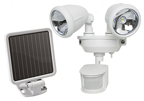 MAXSA 40218 Security Spotlight Amazon  sc 1 st  ASecureLife.com & 2018u0027s Best Outdoor Security Lights: Motion Sensor Solar LED