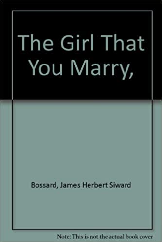 The girl you marry