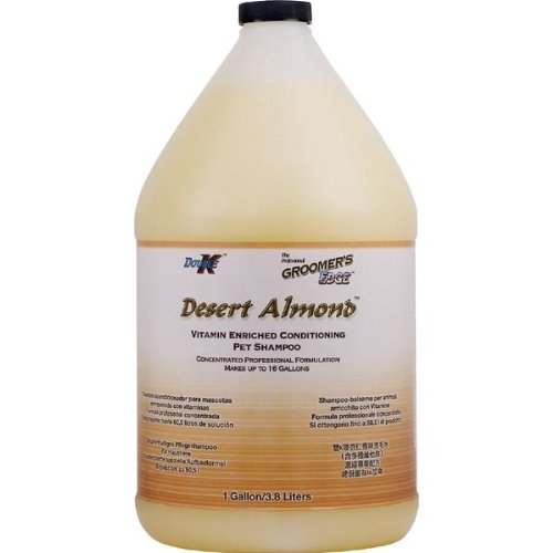 Groomers Edge Desert Almond Shampoo, My Pet Supplies