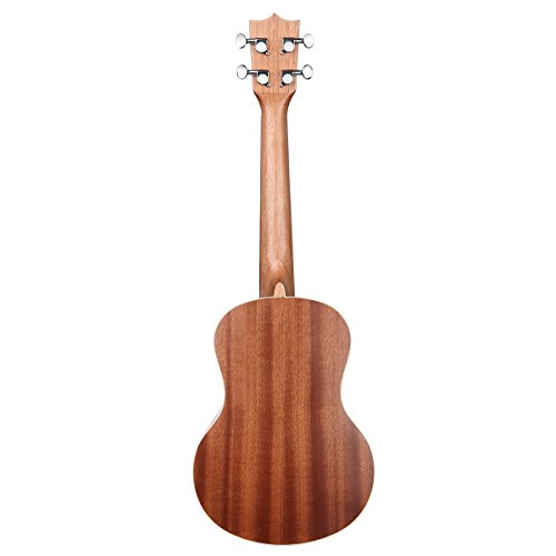 Hricane Tenor Ukulele 26inch Professional Ukelele For Beginners Hawaiian Uke UKS-3 Bundle with Gig Bag - Image 3