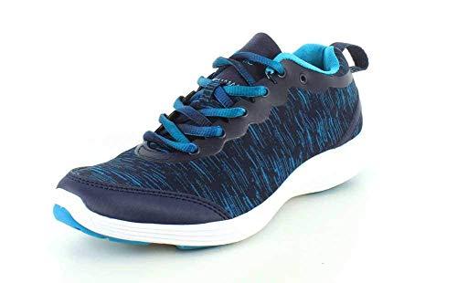 Women's Navy Fitness Shoes FYN Vionic C4xzaww