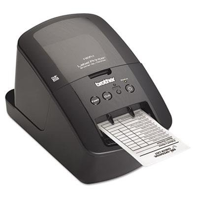 Brother QL720NW QL-720NW Label Printer, 93 Labels/Minute, 5