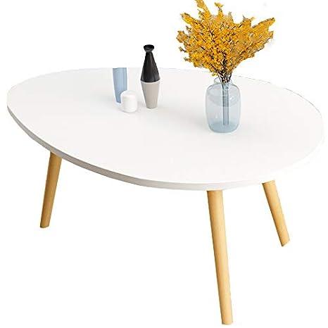 Amazon.com: HUO, mesa de café nórdica, creativa y moderna ...