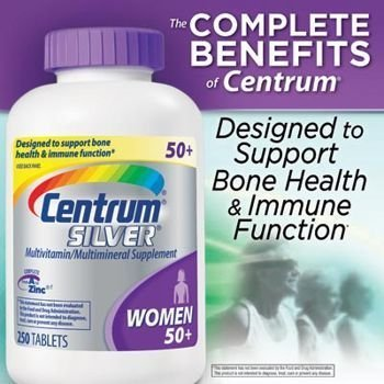Opinion, Centrum silver vitamins join