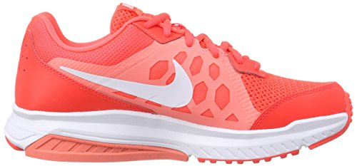 Nike Women's Dart 11 Running Shoes-Red/Pink/White, Size 5.5 Red/Pink/White