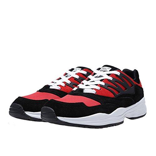 Adidas MCN Torsion Allegra 84-Lab Black - Red Mens 11 ()