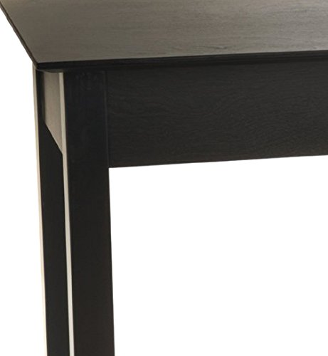Convenience Concepts American Heritage Console Table with Drawer and Shelf, Black by Convenience Concepts (Image #4)
