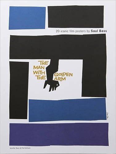 20 Film Iconic PostersPat KirkhamLivres Saul Bass wXN80PknO