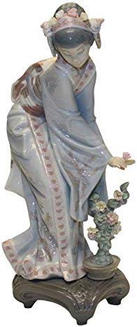 Lladro Mayumi Collectible Figurine 01001449 Retired Glazed Finish