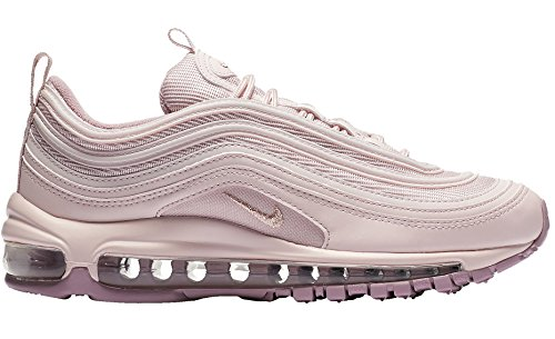 Nike Women's Air Max 97 Shoes Barely Rose/Elemental, 7.5
