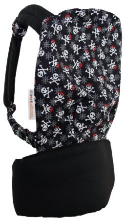 Smart Bottoms Doll Carrier (Skulls)