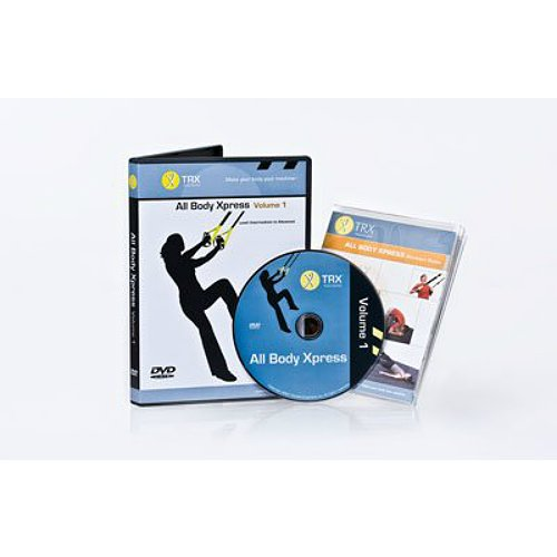 TRX Training - All Body Xpress Workout DVD, A Quick and Effective Workout in Under 25 Minutes (Basketball Goals At Target)