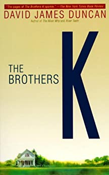The Brothers K by [Duncan, David James]