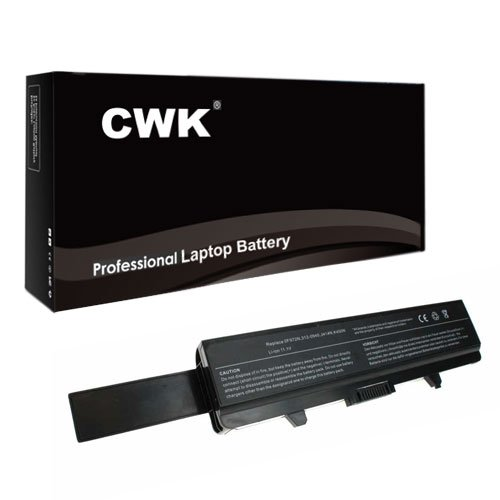 (CWK High Performance Battery for 85 WHr 9-Cell Lithium-Ion Battery for Dell Inspiron 14 (1440)/17 (1750) Laptops Nootbook Computer PC 24 Months Warranty)