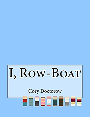 book cover of I, Row-Boat