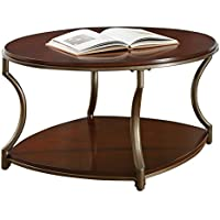 Steve Silver Company Maryland Cocktail Table, 36 x 36 x 20