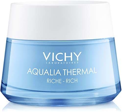 Vichy Aqualia Thermal Rich Face Moisturizer, 1.69 Fl Oz