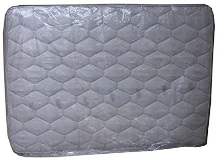 3 Sizes Thick Polythene Mattress Protection Storage Bags Moving House Removals
