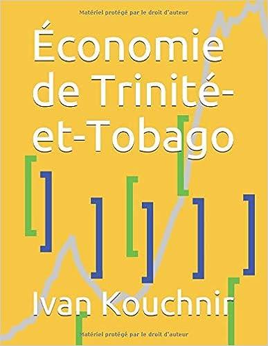 Économie de Trinité-et-Tobago