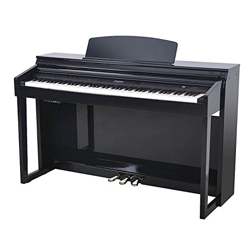 dp deluxe home piano cabinet
