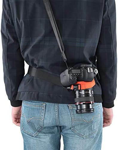 Value-5-Star Multi Function Adjustable Nylon Waist Bag Belt Strap For SLR Camera Pography of