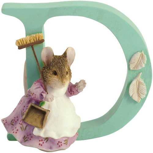 Beatrix Potter Alphabet - Beatrix Potter D Hunca Munca Sweeping