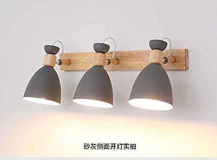 Vintage rétro mur lampe lamparas de Épurée loft industriel